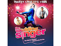 Pair of Tickets for the Wedding Singer - Kings Theatre, Southsea Fri 29/09/2017 - 8.30pm