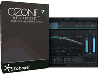 Izotope Ozone 7 Advanced plugins