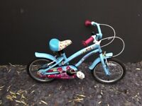 Apollo Cherry Lane Kids' Bike - 16""