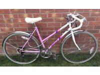 Girls' classic road bike