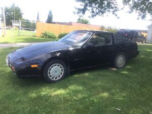 Nissan 300 ZX 1988 5 speed - Non turbo.  MSG for more details.