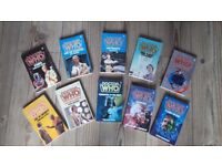 Doctor who / Peter Davison book collection