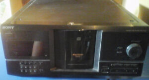 Sony Automatic CD Changer