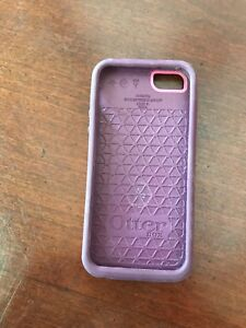 Otterbox case for iPhone 5/5s/SE