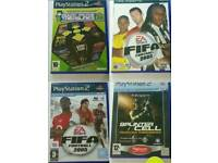 Ps2 games for sale mix n match £3 each or 4 for £10, collection Hainault Essex