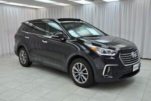2017 Hyundai Santa Fe .9%W/HP XL AWD 7PASS SUV w/ HEATED SEATS &