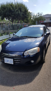 2006 Chrysler Sebring Sedan Touring