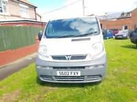 Vauxhall vivaro van of or swap