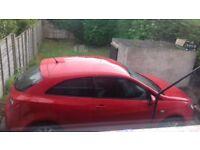 Seat Ibiza 1.4 SE red 3 door hatchback
