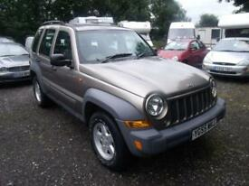 2006 Jeep Cherokee 2.4 Sport 5dr 5 door Estate