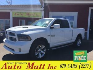2015 Ram 1500 Sport/Heated Seats & Steering Wheel