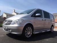 2013 Mercedes-Benz Vito Effect 2.1CDI 113 EU5 Compact