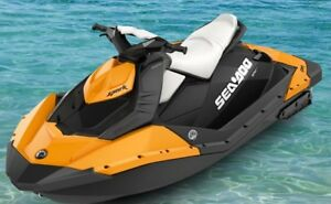 2015 SEA-DOO SPARK 2 UP, 0 HRS,