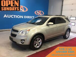 2014 Chevrolet Equinox 2LT LEATHER! BACK UP CAMERA! FINANCE NOW!