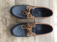 Men's Deck Shoes (Size 11) Samuel Windsor (Very Good Condition!)