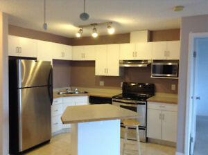 Oliver Square area beautiful top floor 2 bed+2 bath rooms condo