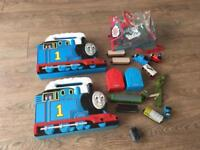 Thomas the tank engines in cases