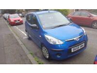 Hyundai i10 1.2 Classic 2009, 13,000miles!!!!! Blue - Prestonfields Edinburgh. Perfect City/1st Car!