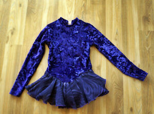 Girls Figure Skating Dresses Size 8-10 Jerry's