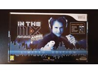 Nintendo Wii Armin van Buuren Limited Edition Bundle NEW (WIIB3)