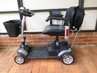 Mobility Scooter (Eclipse) As new, used only 3 times.