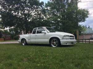 chevy s10 500hp LS 2 conversion