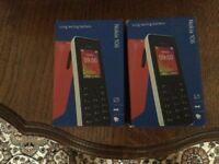 2x Nokia 106 phone box only £5
