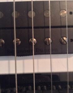 Ibanez RG7421 7 cordes/strings