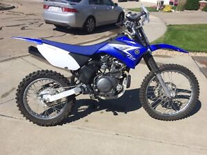 2011 Yamaha TTR125LE with Rekluse Clutch