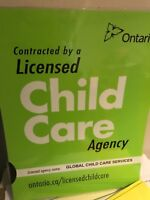 Infant and toddlers space available in Maryam daycare