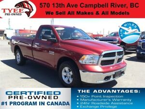 2014 Ram 1500 SLT 4x4 Bluetooth Backup Camera