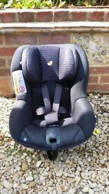 Joie i-Anchor car seat and isofix base