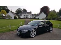 Audi A3 2.0T Sline Special Edition (Airlift) (Bmw , citroen , vauxhall , peugeot , seat , ford)