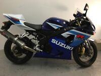 Suzuki GSXR 600 K5*Low Mileage*