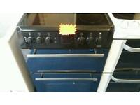 Beko 60cm wide electric cooker for sale. Free local delivery