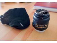 Nikon AF-S 40mm f/2.8G DX Micro Lens (RRP £229)