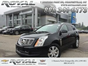 2015 Cadillac SRX Luxury  ALL WHEEL DRIVE * NAVIGATION