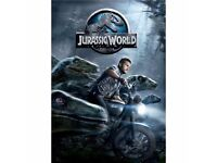 DVD - Jurassic World (2015)