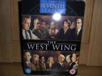 A MUST WATCH SEVENTH SEASON OF THE WEST WING LIKE NEW