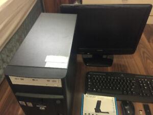HP Desktop for sale.