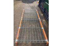Pallet Racking Mesh decking, Shelving, L-2700 D-1200 £15.00 + VAT