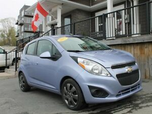2015 Chevrolet Spark LS / 1.2L I4 / 5 speed manual / FWD