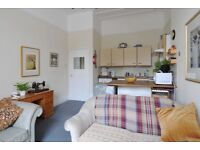 Bright and airy and finished to a good standard 1 bedroom flat.Bath