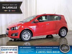 2013 Chevrolet Sonic LT // TOIT // CLIM. // DEM.A.DIST... Low Mi