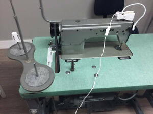 Commercial Sewing Machines/ Serger / Mannequins / Sewing Chairs
