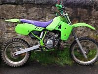 KX 80 evo gud bike