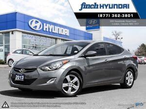 2013 Hyundai Elantra GLS AUTOMATIC