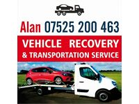 CAR COLLETION DELIVERY RECOVERY - NORTH TO SOUTH FROM £180* T&C APPLY - COPART , SALVAGE MAERKET ETC