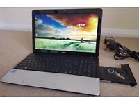 UNUSED Laptop Acer 15INCH - Inter Processor - 8GB Ram - 500GB Hard Drive - £150 - In Stores £399