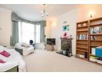 3 bed 2 bath split level maisonette with private garden in Hammersmith just off King Street